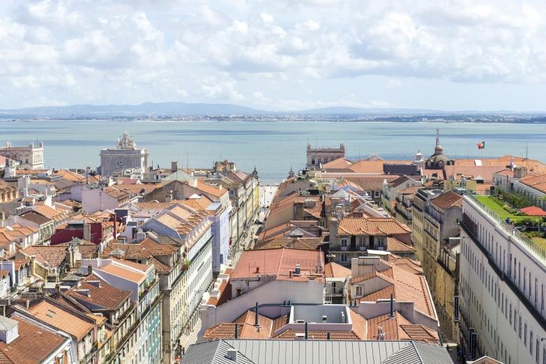 Старый город Лиссабона