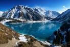 Горы в окрестностях Алма-Аты