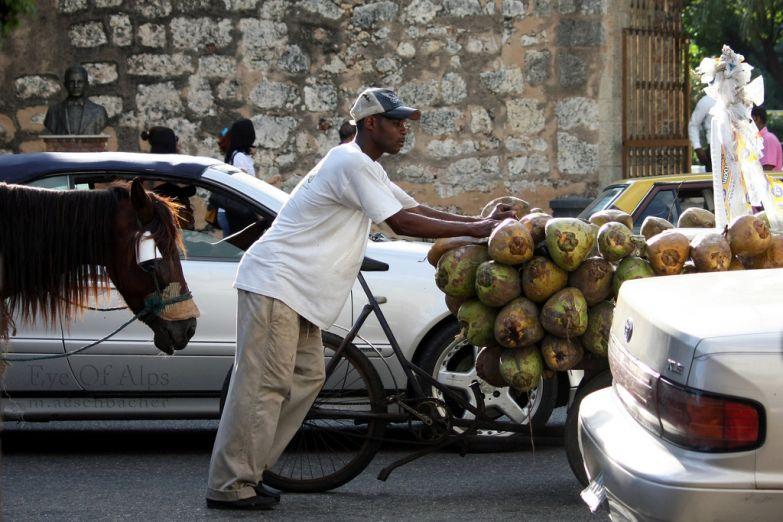 Трафик в Санто-Доминго