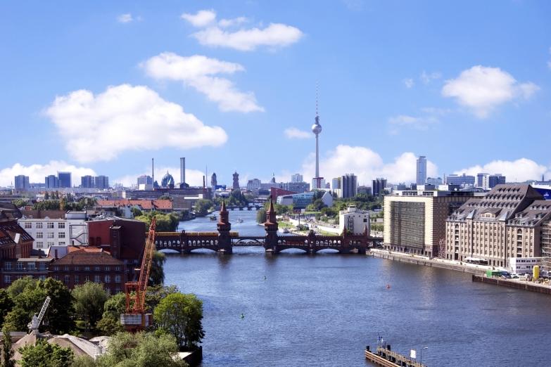 Панорама Берлина