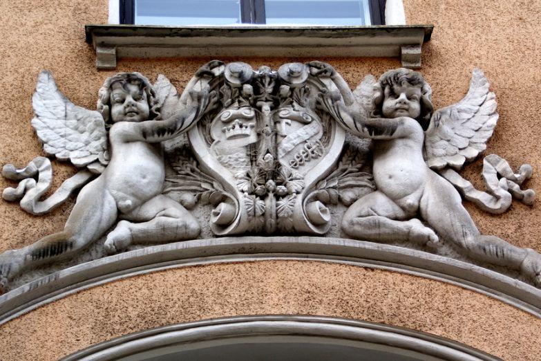 Элемент архитектуры Тампере