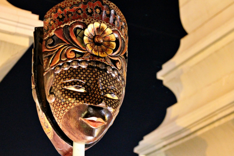 Яванская маска