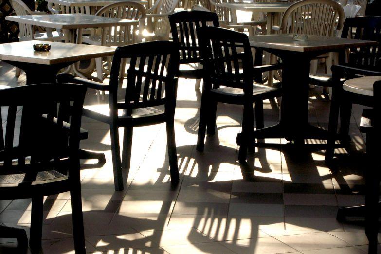 Кафе в Айя-Напе
