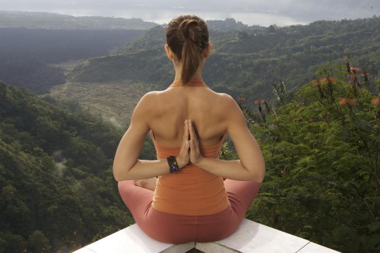 Медитация на лоне великолепной природы Бали