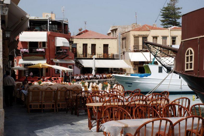 Рестораны в венецианской гавани