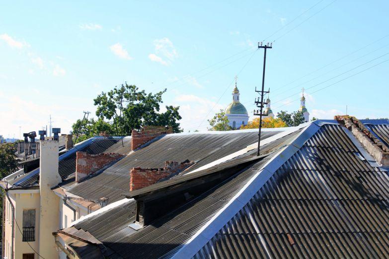 Крыши Витебска