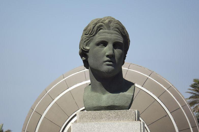 Бюст Александра Македонского