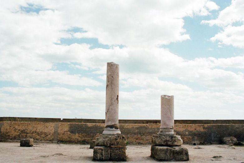 Руины Карфагена