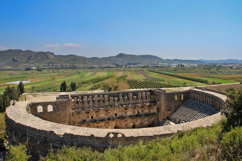 Древний театр в Анталии