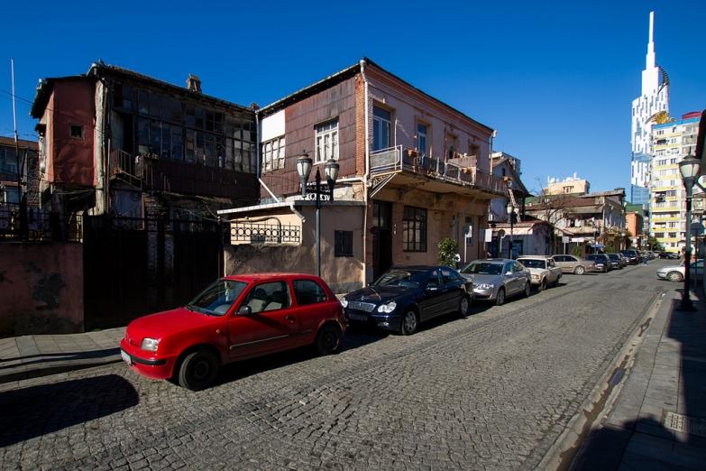 Старые кварталы Батуми