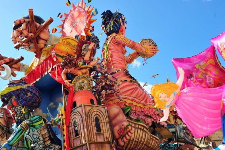 Карнавал в Ачиреале
