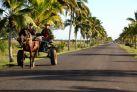 Фермеры в Санта Кларе, Куба