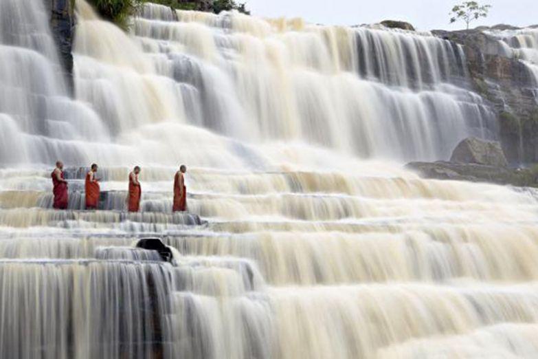 Водопад Понгуа