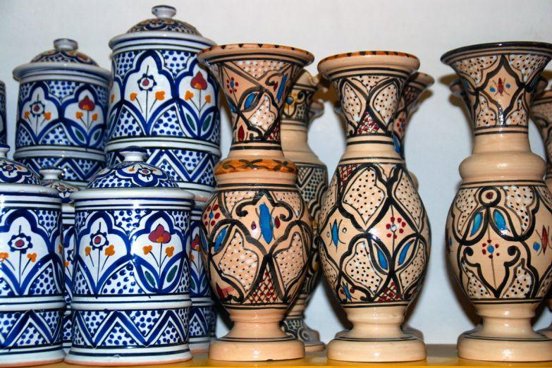 Керамика в Набеле