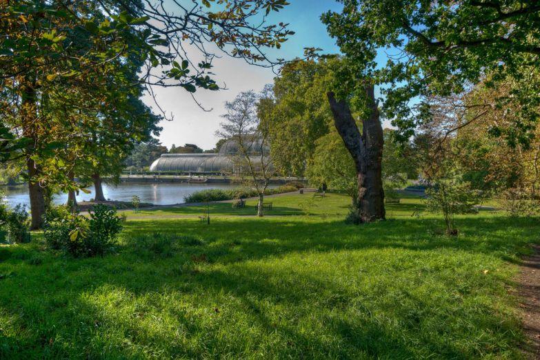 Яркие сады Англии