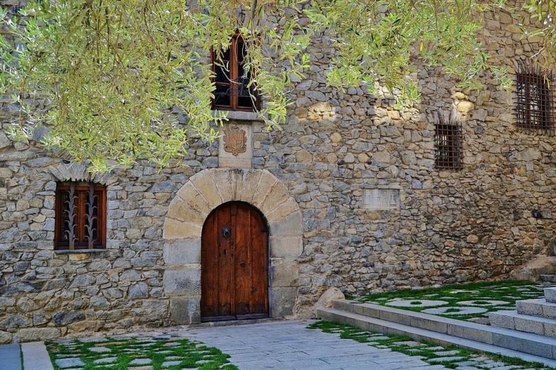 Дом Каса-де-ла-Валь