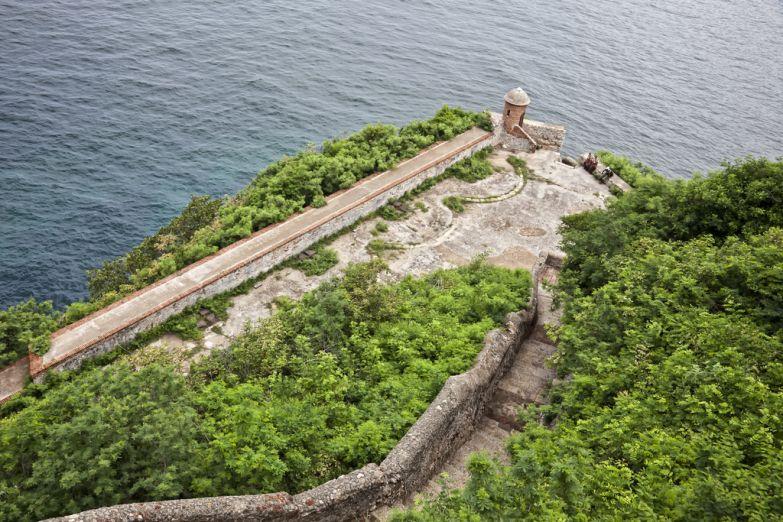 Замок Сан-Педро-де-ла-Рока-дель-Морро