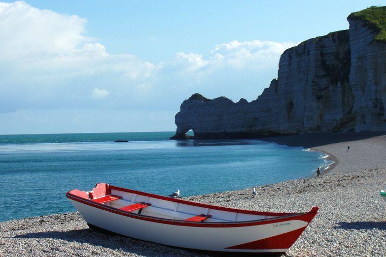 Нормандское побережье