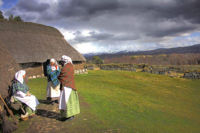 Шотландский этнографический музей