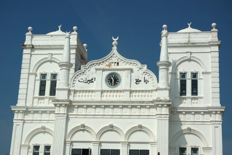 Мечеть Миран Джумма Масджид