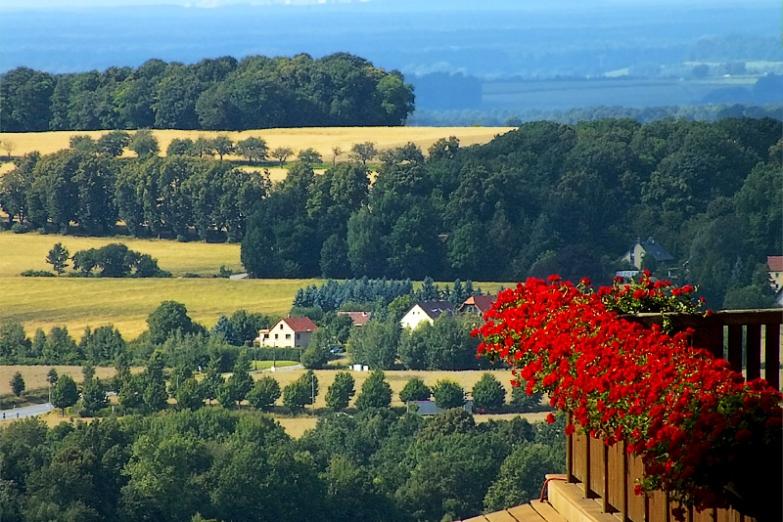 Район Лузатия в Баварии