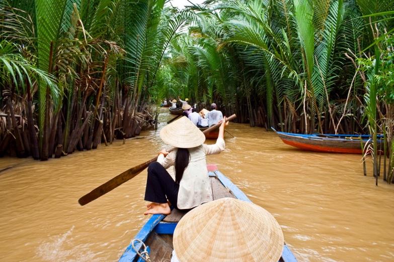 Экскурсии в дельте реки Меконг