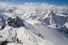 Панорама Баварских Альп