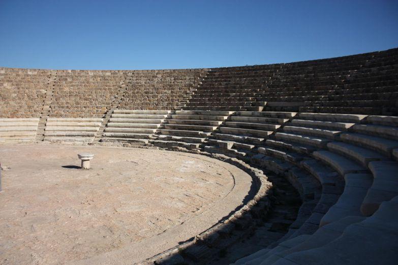 Амфитеатр в Саламине