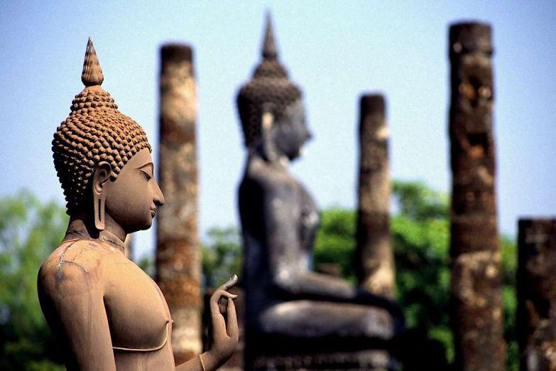 Сукхотай - древняя столица Сиама
