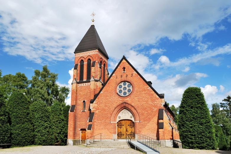 Церковь в Сандсборге