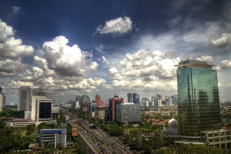 Центральный район Джакарты