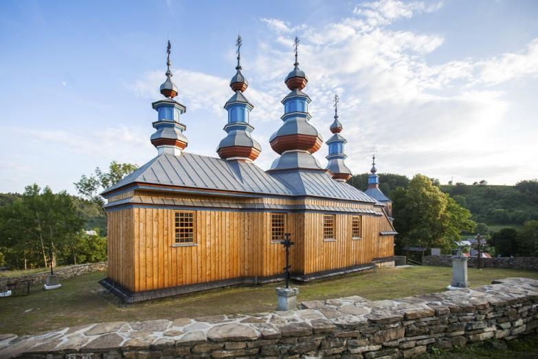 Православная церковь в городе Команьча