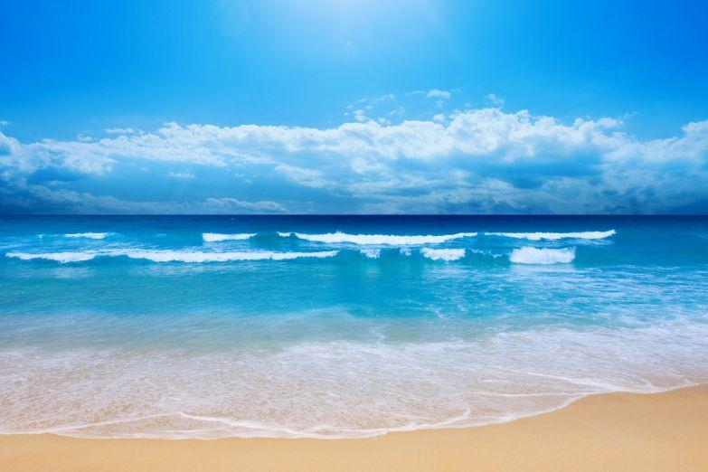 Море в Тунисе