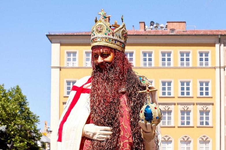 День города в Мюнхене