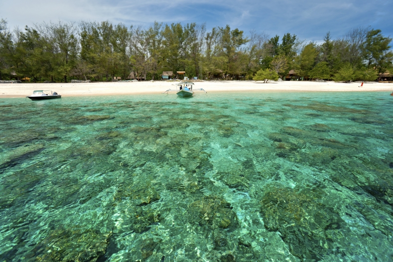 Остров Гили Мено