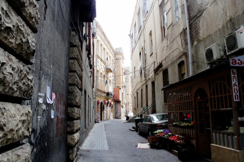 Тбилисские улочки