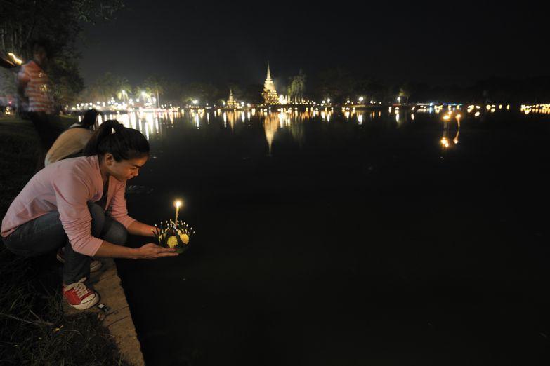 Праздник Лой Кратонг