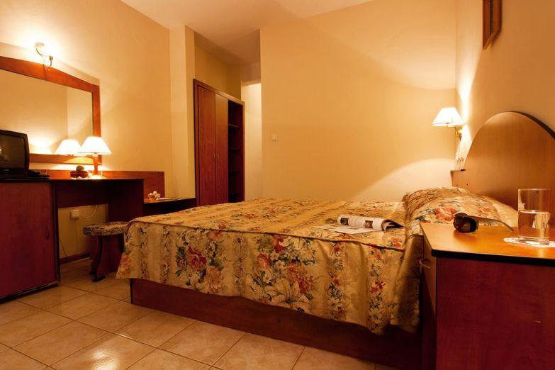 Типичный номер в отеле 4*