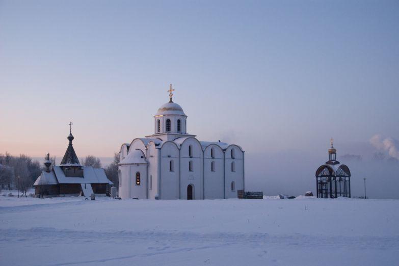 Церковь в Белоруссии
