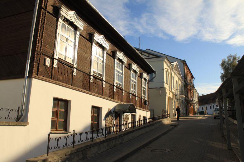 Старые улочки Минска