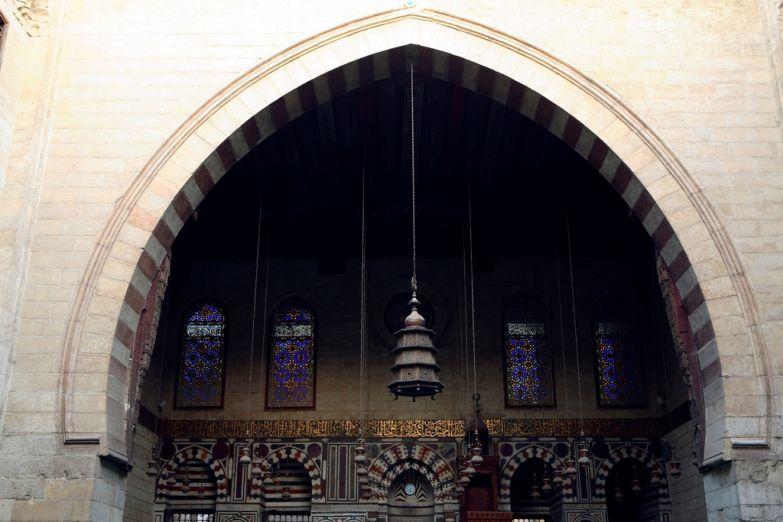 Архитектурные детали мечети
