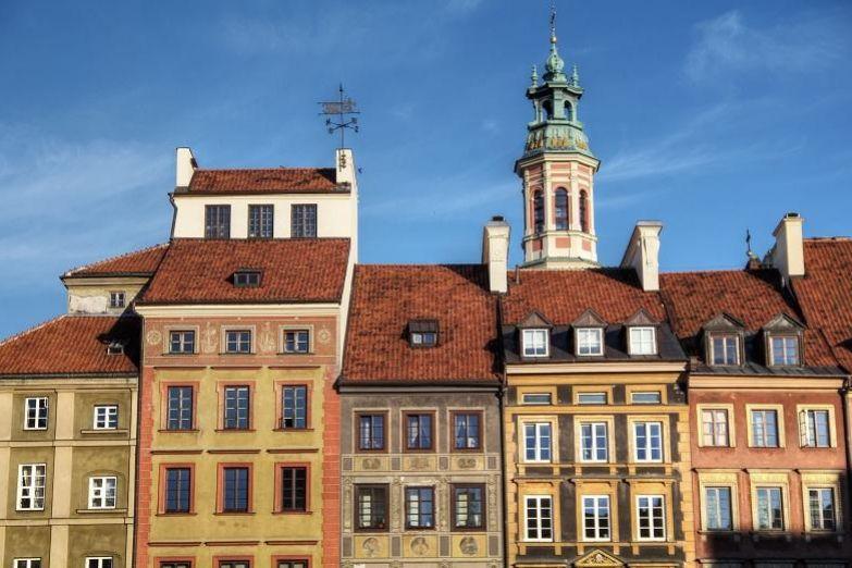 Старая Варшава