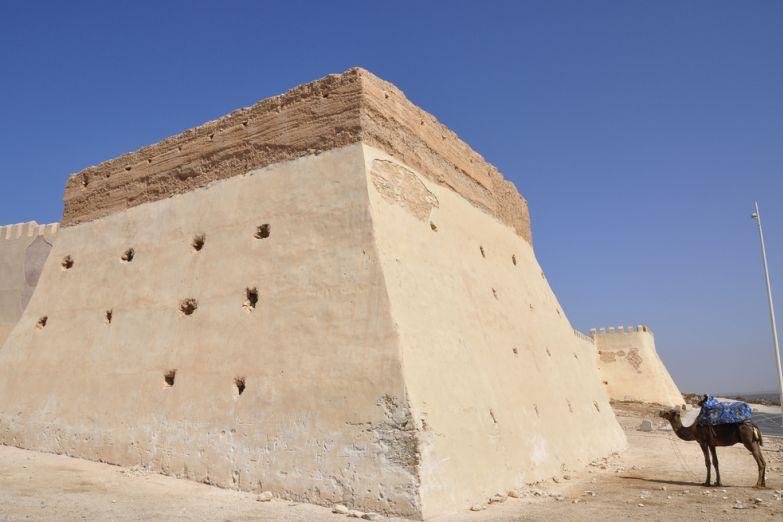 Крепость Касба