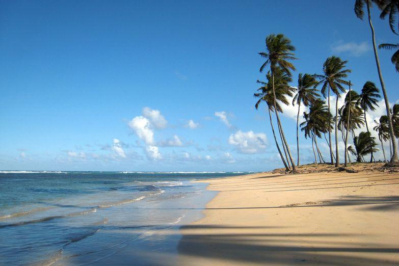 Пляж в Пунта-Кане
