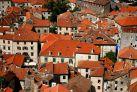 Крыши Старого города в Которе