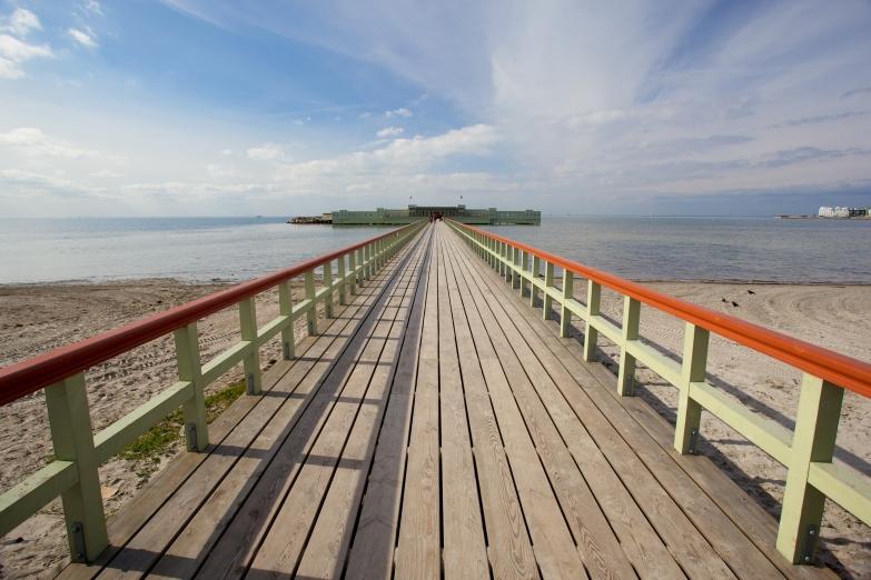 Пляж Риберсборг
