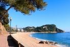 Ллорет-де-Мар, пляж Феналс