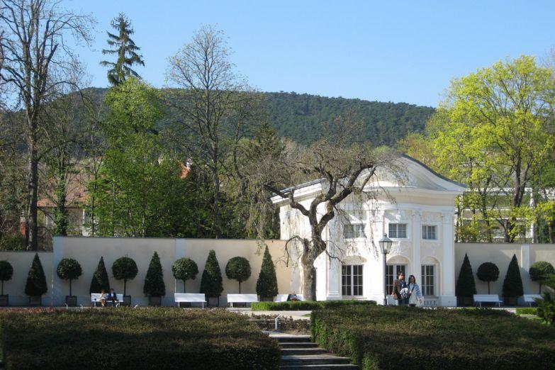 Курпарк в Бадене