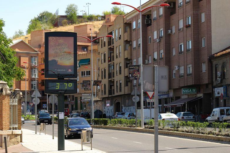 Улица Толедо