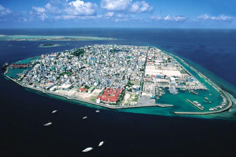Остров-город Мале